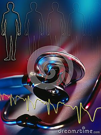 Medicine - Doctors Stethoscope