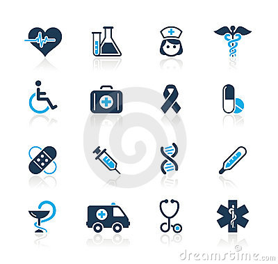 Free Medicine & Heath Care // Azure Series Stock Photo - 14935630