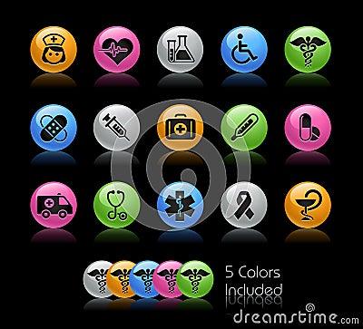 Medicine & Heath care // Gelcolor Series