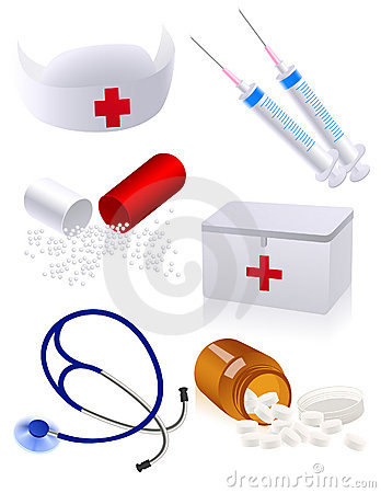Medicine objects