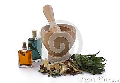 Medicine preparation