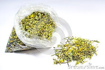 Medicinsk tea