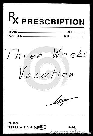 Medicinskt recept