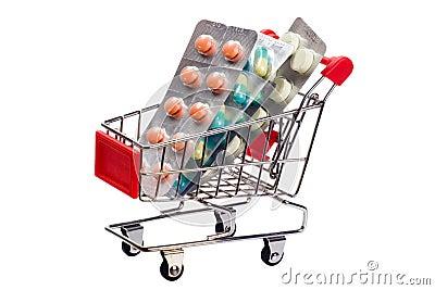 Medicintrolley