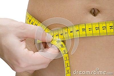 Medida de cintura