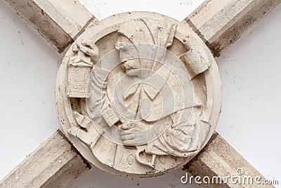 Medieval Bas Relief Munich