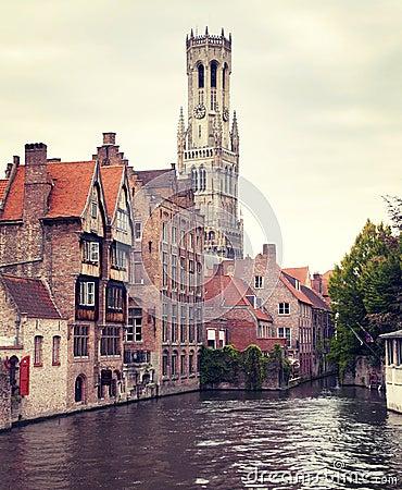Medieval Belfry of Bruges