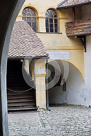 Free Medieval Buildings Stock Image - 9289401