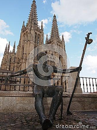 Medieval Burgos Cathedral