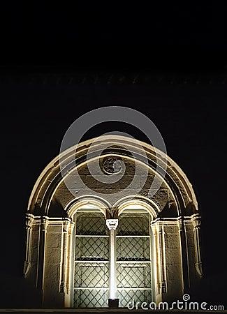 Medieval Byzantine Window