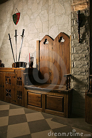 Interior Of Medieval Church Medieval Castle Interior Design