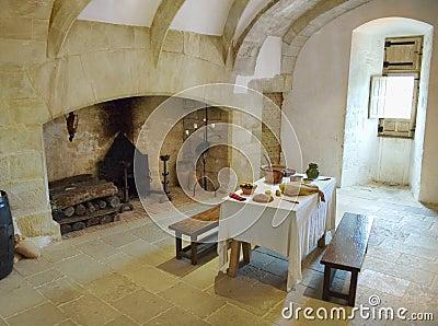 Medieval Kitchen Design