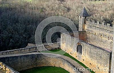 Medieval Castle Structure