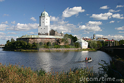 Medieval Castle of Vyborg, Rus