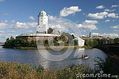 Medieval Castle of Vyborg, Rus
