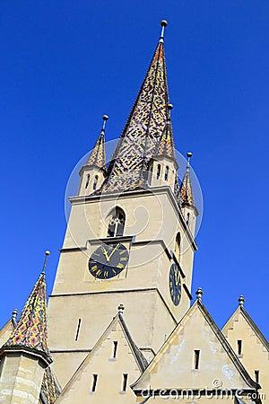 Medieval Church Tower