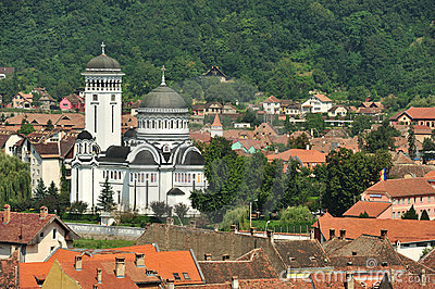 Medieval City of Sighisoara-The Orthodox Cathedral