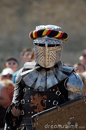 Free Medieval European Knight Stock Photo - 3881260