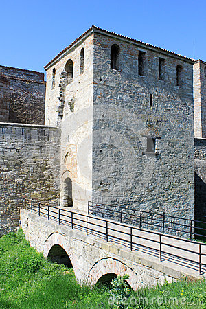 Free Medieval Fortress Entrance Stock Images - 25546754