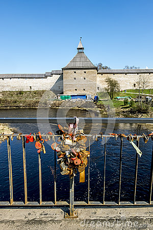 Free Medieval Fortress In Staraya Ladoga.Russia. Royalty Free Stock Image - 82143926