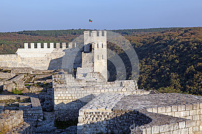 A medieval fortress Shumen
