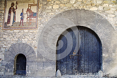 Medieval gates