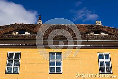 Medieval house - Sibiu