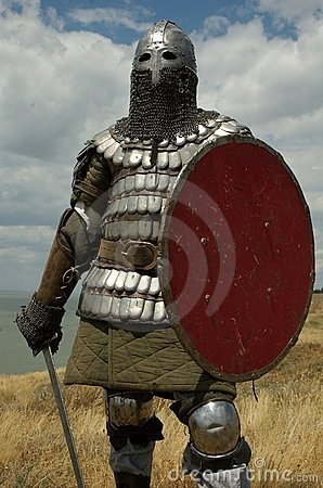 Free Medieval Knight Stock Image - 3866241