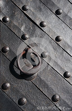 Medieval knocker