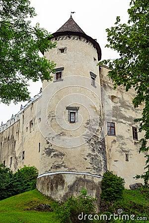 Medieval Niedzica Castle