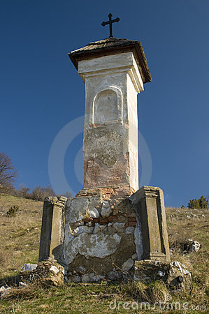 Medieval religion monument