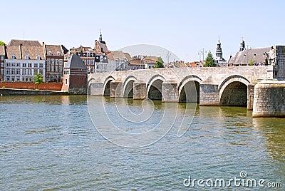 Medieval St. Servatius bridge