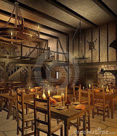 Medieval tavern 2
