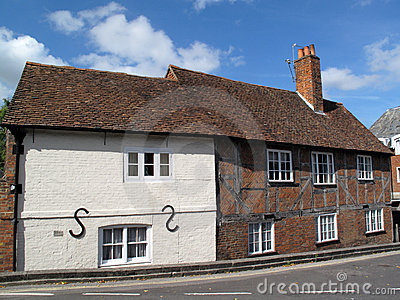 Medieval Timber Framed Cottage