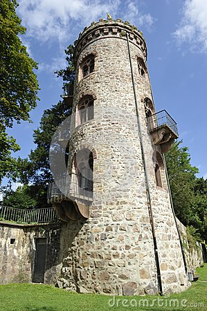 Free Medieval Tower Stock Photography - 34226292
