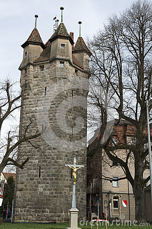Medieval Tower of the City Wall
