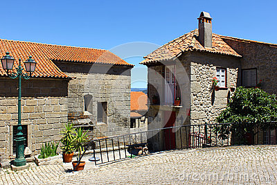 Medieval village of Monsanto, Portugal