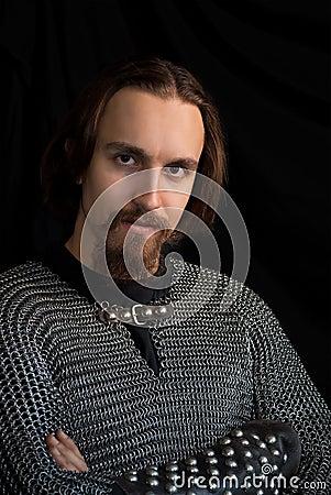 Free Medieval Warrior Royalty Free Stock Photos - 17752868