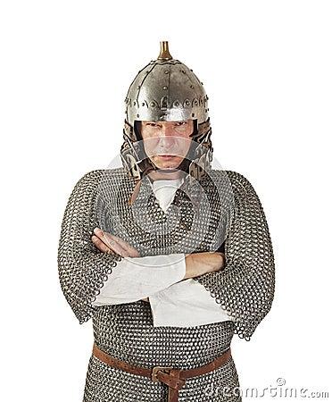 Medieval warrior