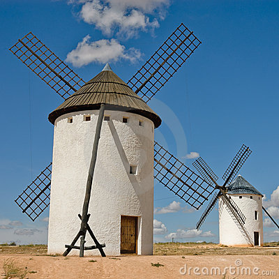 Free Medieval Windmill Stock Photos - 20038683