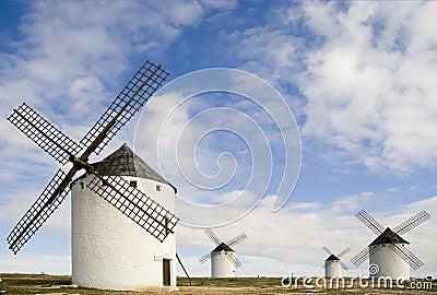 Medieval Windmills