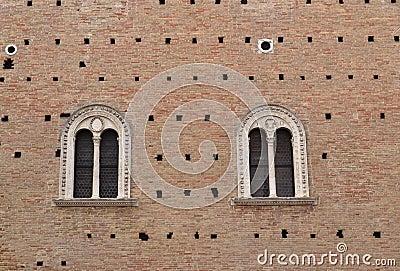 Medieval windows