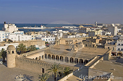 Medina of Sousse, Tunisia