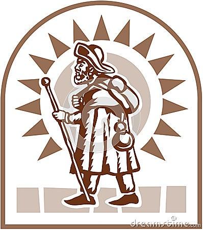 Medioeval Pilgrim