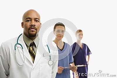 Medische gezondheidszorgarbeiders