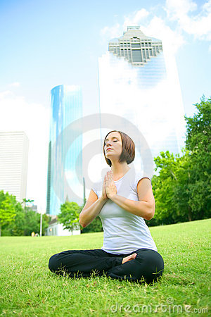 Meditate In Downtown