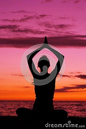 Meditatie.
