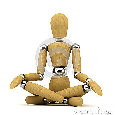 Free Meditation Stock Images - 12057834
