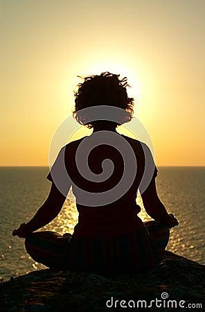Free Meditation Stock Photo - 2918270