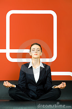 Meditation Royalty Free Stock Photos - Image: 4647538